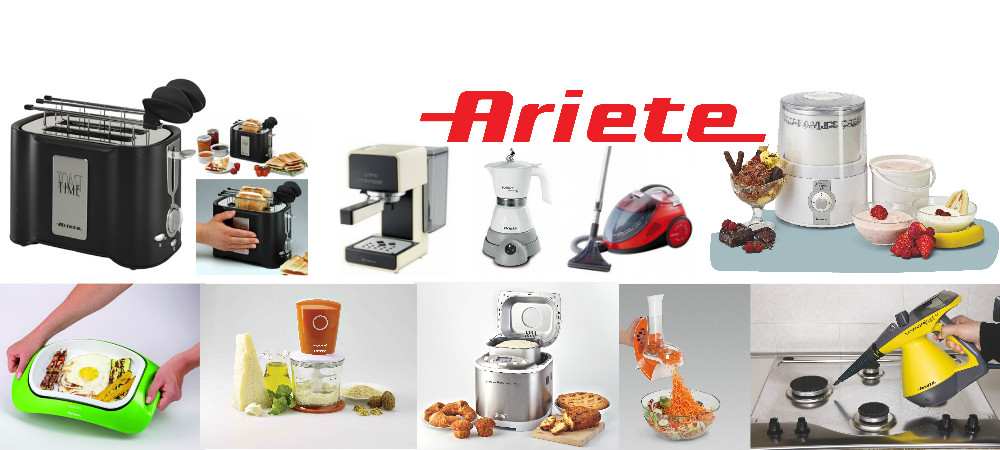 DeLonghi Ariete Small Kitchen Appliances - brand new