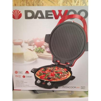 Daewoo PCOOK 300 Pizza Grill - Brand New Stock