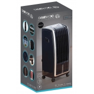Daewoo 4 in 1 Air Cooler, Fan Heater, Air Purifier and Humidifier - Brand New Stock