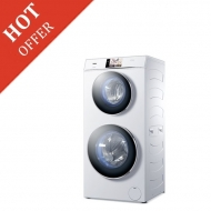 Haier DUO HW120-B1558 Washing Machine - Brand New Stock