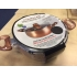 Ceramic Copper Casserole with lid - Brand New Stock
