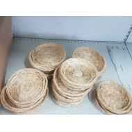 Osier Willow small baskets - Brand New Stock