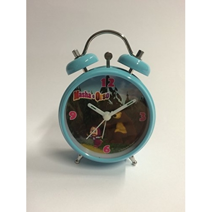 Masha and Bear Alarm clock - Brand New Stock