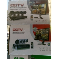 CCTV Security Recording System - A, B and C Grad