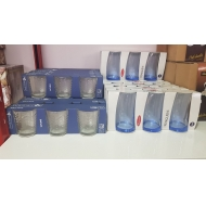 Water Glasses 3 pcs set - Brand New Stock