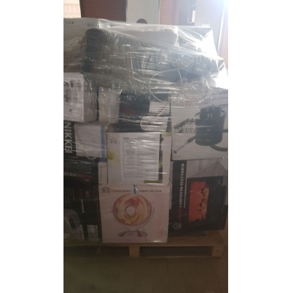 Mixed lot of SDA and Houseware products - Customer Returns