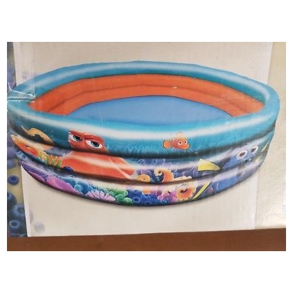 Disney Finding Nemo Dory Inflatable Pool - Brand New Stock