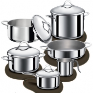Bialetti pots and pans - Brand New Stock