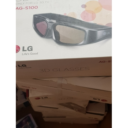 Samsung, Philips and LG 3D Glasses - Brand New Stock