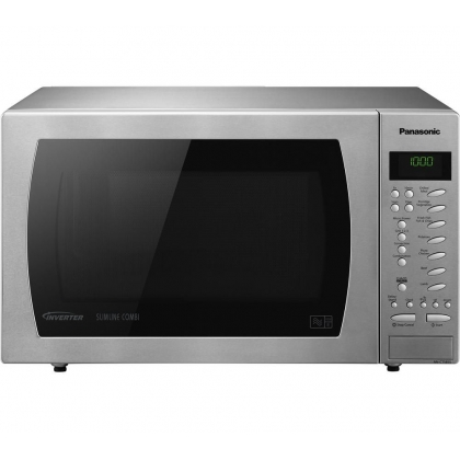 Panasonic NN-CT585SBPQ Microwave - Refurbished