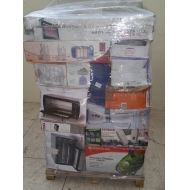 Mixed Small Home Appliances - Customer Returns