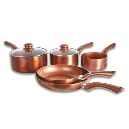 Copper cookware sets - Brand New Stock