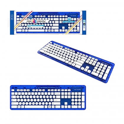 Keyboards Rock Candy - norwegian layout - Brand New Stock