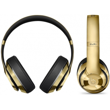 Beats by Dr. Dre Limited Edition Gold Studio Wireless & Pill 2.0 - Brand New Stock