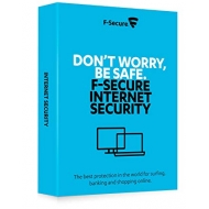 F-Secure Internet Security for 1 Year - Brand New Stock