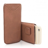 Snugg Leather Pouch Case for iPhone 6 Plus - Brand New Stock