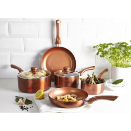 Copper pans - Brand New Stock
