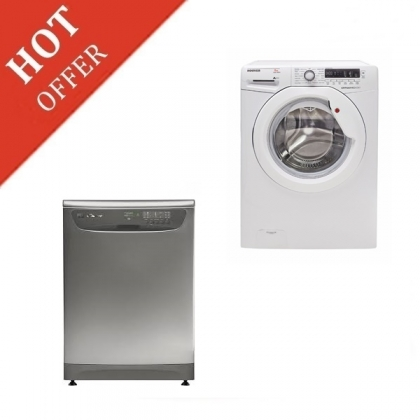 Hoover Large Home Appliances - Customer Returns