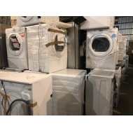 Dryers Hoover and Candy - Customer Returns