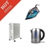 Adler, Mesko, Camry Small Domestic Appliances - Brand New Stock