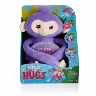 Fingerlings HUGS Glitter Monkey - Brand New Stock