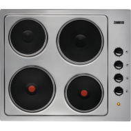 Zanussi electric hobs stainless steel ZEE6140FXK - Brand New Stock