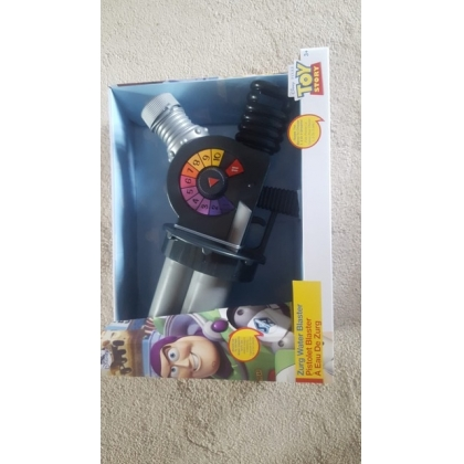 Zurg Water blaster Disney - Brand New Stock