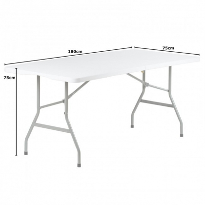 Folding Trestle Table 1.8 m - Brand New Stock
