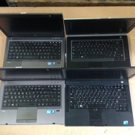 HP, Dell and Lenovo Laptops - Refurbished