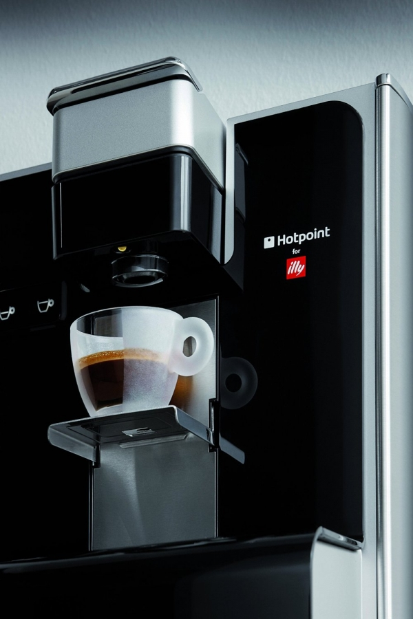 Hotpoint illy coffee machine brand new stock New coffee machine