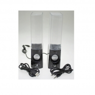 LED Light Dancing Water Speakers - Customer Returns