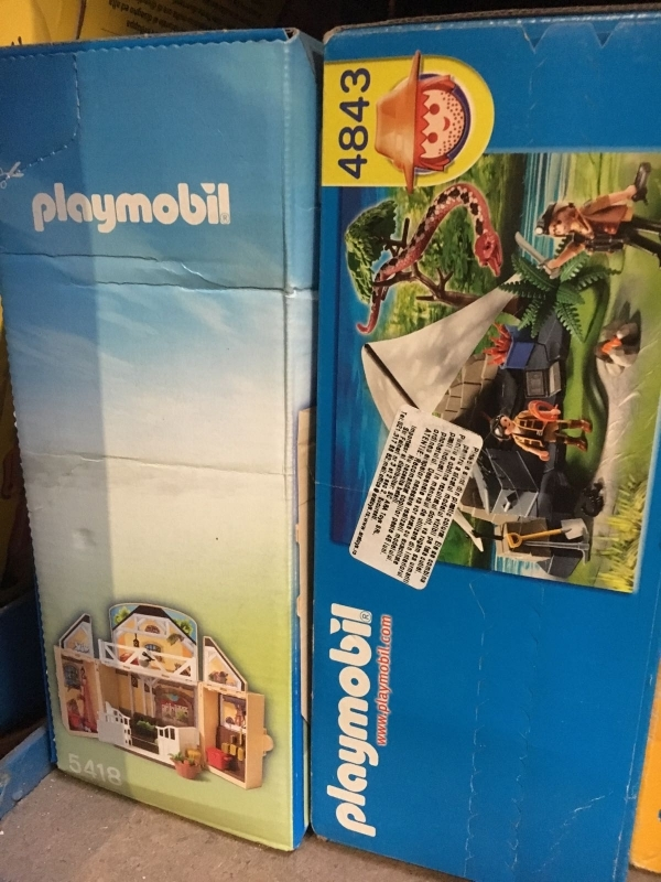 Brand New Toys : Toys lot brand new damaged box