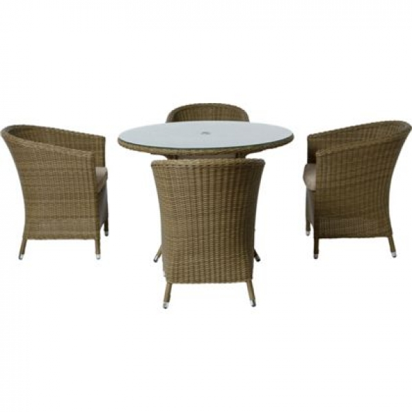 garden furniture 4 seater sets