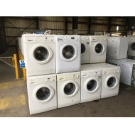 Washing Machines - Silver Quality